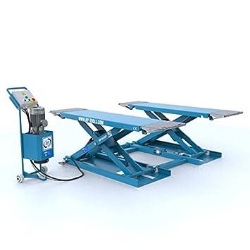 Mobile Scheren Hebebühne Hydraulisch Of 30 Tonnen 400v Höhe 100m