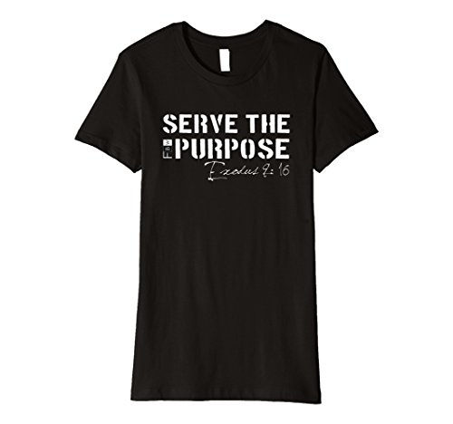 Womens Serve the Purpose Large Black