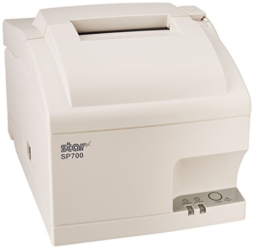 Star Micronics 37999130 Model SP712MU Impact Friction Printer, Tear Bar, USB, Putty, Power Supply Included