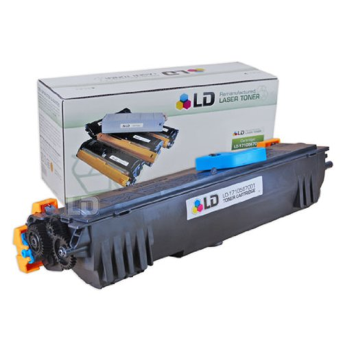 001 Black Toner Cartridge (LD Compatible Replacement for Konica-Minolta 1710567-001 Black Laser Toner Cartridge for use in Konica-Minolta PagePro 1300, 1300W, 1350, 1350w, 1350wn, 1380, 1380MF, 1390, and 1390MF Printers)