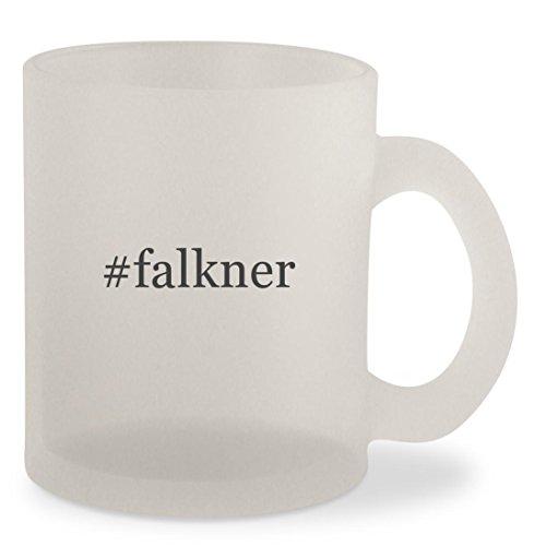 #falkner - Hashtag Frosted 10oz Glass Coffee Cup Mug