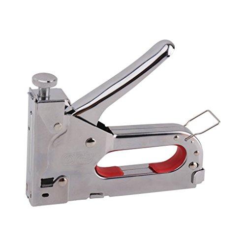 (Yiruy 11PCS/Set Multifunction Nail Staple Furniture Stapler for Wood Door Framing Rivet Kit Nailers Rivet Tool Set )