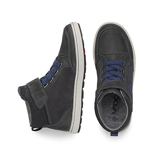 Vado TEX-Bootie, Groesse 36, grau/blau
