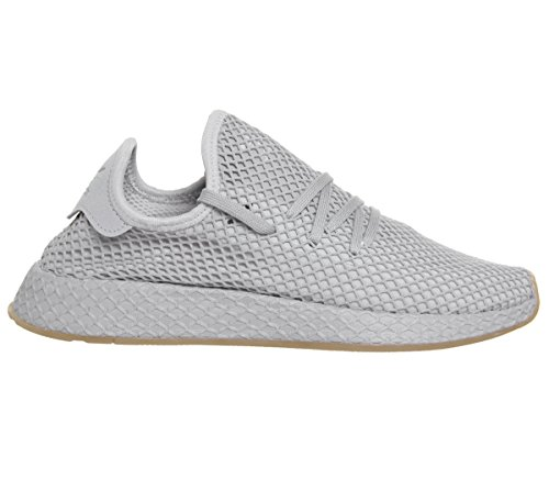 Grey Light Grey Solid Gum Grey Adidas Three 1 Men Deerupt Runner gHtqwwOxB