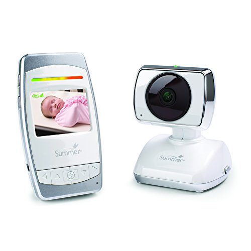 Summer Infant Baby Secure Pan/Scan/Zoom Video Baby Monitor