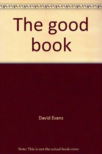 The good book,