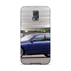 Fashionable Style Cases Covers Skin For Galaxy S5- Bmw Alpina B7 Side View