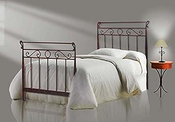 Decoracion Beltran Dekoratives Schmiedeeisen Bett Modell April