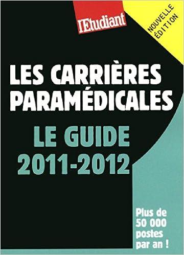 Téléchargement LES CARRIERES PARAMEDICALES pdf ebook