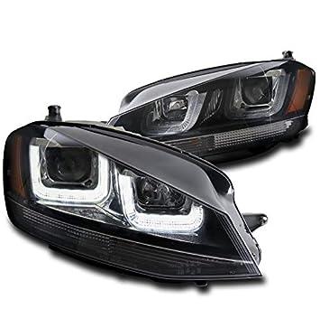 2017 gti headlight bulbs