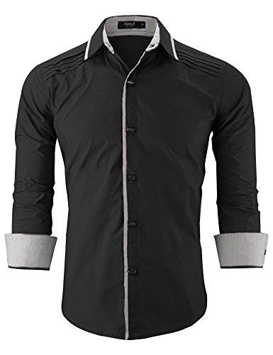 cool black shirts - 7