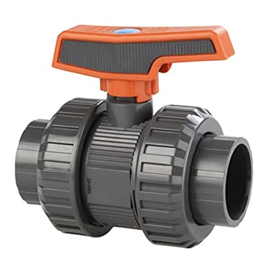 "3/4"" Cepex ST Series PVC True Union Ball Valve by Cepex®"