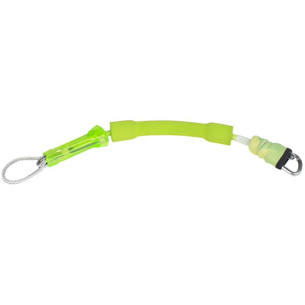 Leash da Kite Ion CORE LEASH SHORT GREEN ION Surf