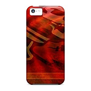 Durable Buyphonecases Case For Iphone 5c [aRkkrl1206] Cover Case