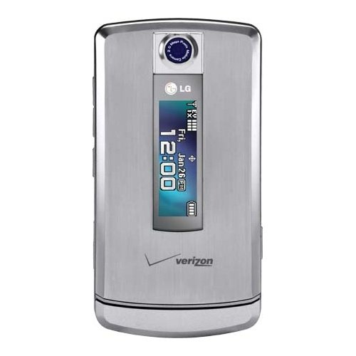 amazon com lg vx8700 used cell phone verizon or pageplus cell rh amazon com LG Flip Phone Manual LG Extravert Manual