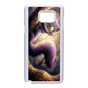 Samsung Galaxy Note 5 Cell Phone Case Disney Cheshire Cat F6585662