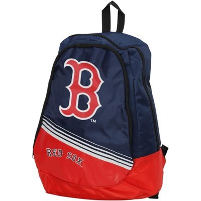 MLB Boston Red Sox 2015 Stripe Core Backpack, Red Boston Red Sox Mlb Slippers