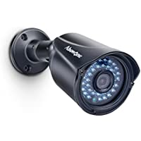 Security Camera, Abowone 1000TVL Waterproof Outdoor Bullet Camera Video Servillance Camera 36IR Leds Good Night Vision