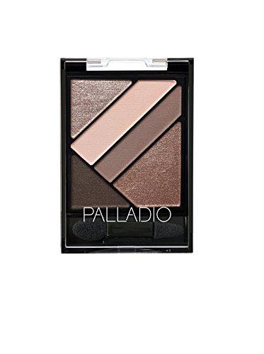 Palladio Silk FX Eyeshadow Palette, Debutante