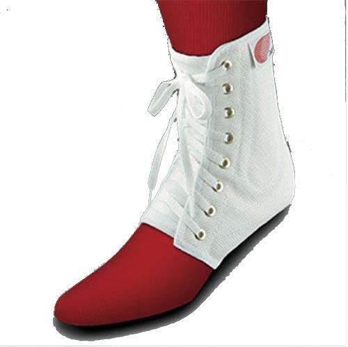 White Swede-O by Core Products International X-Large Swede-O 1815 Trim Lok Economy Lace-Up Ankle Brace