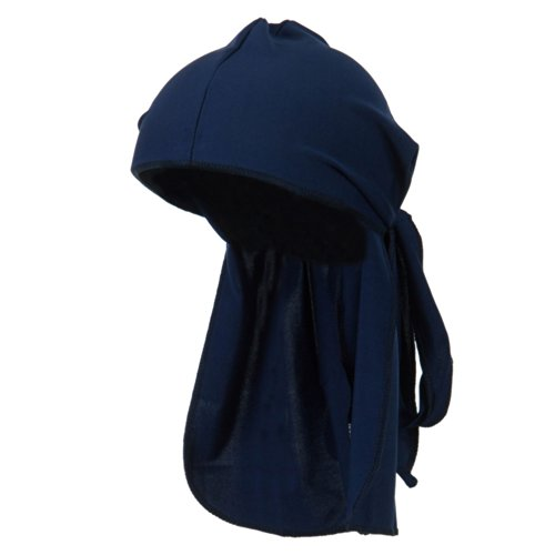 Black Diamond Spandex Durag - Navy OSFM ()