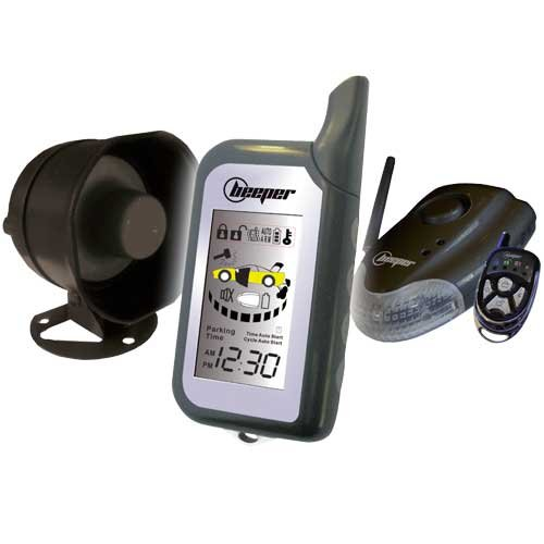 60%OFF Beeper XR9 Alarme Auto Bi Directionnelle Xray