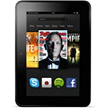 "Kindle Fire HD 7"", Dolby Audio, Dual-Band Wi-Fi, 16 GB - Includes Special Offers (Previous Generation - 2nd)"