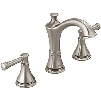 Delta Valdosta Two Handel Widespread Lavatory Faucet