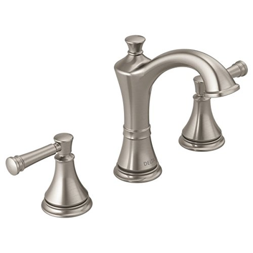 Delta Valdosta Two Handel Widespread Lavatory Faucet for sale  Delivered anywhere in USA