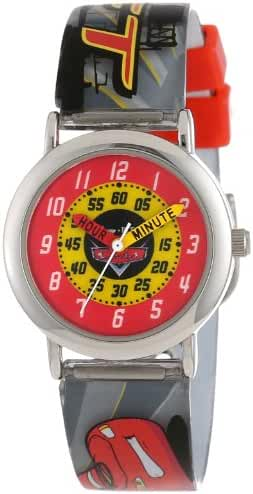 Disney Cars Kid's CRS327 Time Teacher Analogue Watch