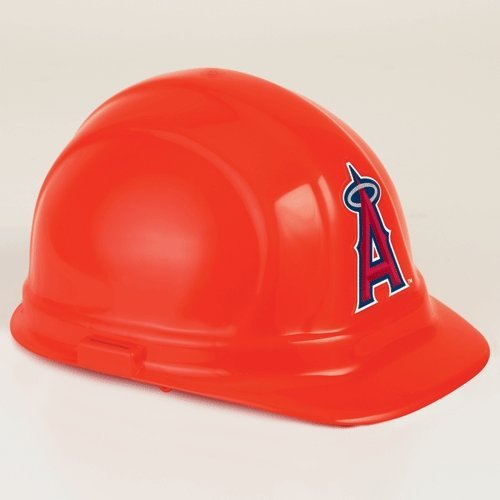 California Angels Hard Hat, Sports Hard Hats, MLB Hard Hats, Cheap Hard Hats, Amazon Hard Hats