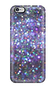 First-class Case Cover For Iphone 6 Plus Dual Protection Cover Glittery Sparks