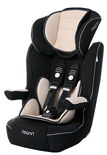Amazon.com: Osann Nania Comet Isofix silla de coche grupo 1 ...