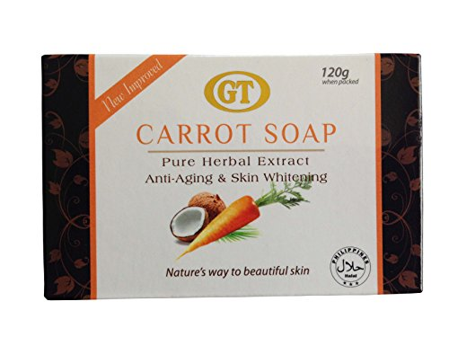 Soap Whitening Philippines (GT Carrot Soap 120g)