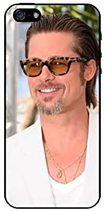 Custom Brad Pitt v3Apple iPhone 5 Case 3102mss