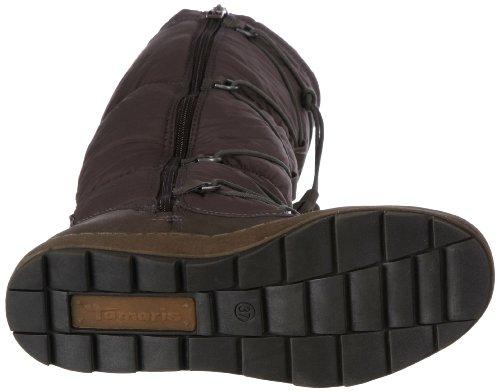 Tamaris Comb Braun Womens Snow Boots tobacco Active 320 fPSp1fYZc