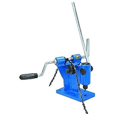 Multi Size Chain Saw Chain Breaker & Spinner to repair and reinstall chains