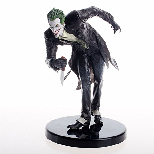 DC Comics Direct Arkham Batman Series The Joker Fancy Dress Statue Action Figure