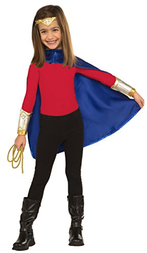 Imagine by Rubies Wonder Woman Deluxe Cape Costume