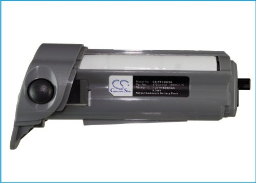 Ni-CD Battery 21-42921-01 BTRY-17503-002 19903-015 19903-106 Replacement For Symbol PTC-960SL, PTC-960SL III Barcode Scanner ()