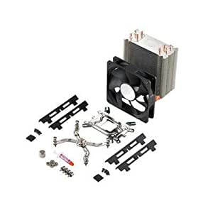Cooler Master Hyper 212 Plus Rr-B10-212p-G1 Cooling Fan/Heatsink - 1 X 120 Mm - 2000 Rpm - Sleeve Bearing