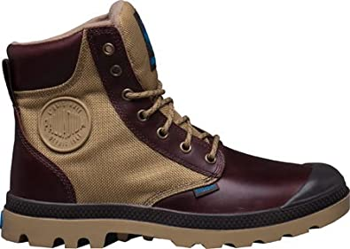 6507ad34bf6 Image Unavailable. Image not available for. Color: Palladium Men's Pampa  Sport Cuff Wpn Rain Boot ...