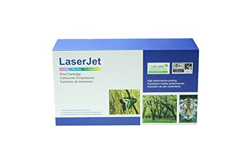 Laserjet Recycled Laser Toner Cartridge Compatible Replacement for HP Q1338A, Black, 12,000-Page Yield