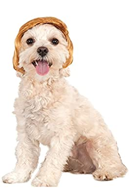 Rubies Costume Company Political Billionaire Wig for Pet