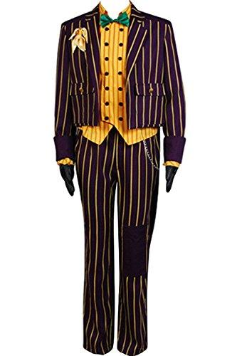 mingL (Joker Halloween Outfit)