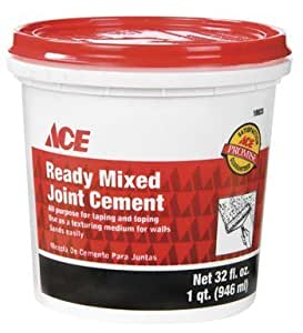 6 each: Ace Ready Mixed Joint Cement (18933)