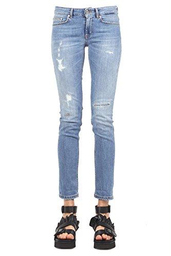 Blu Jeans Cotone Dondup Donna P692ds146dr09t800 qTYSI