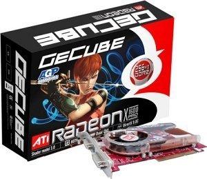 256mb Ddr2 Dvi Tv - GECUBE GC-RX1600PGA2-D3 GeCube Radeon X1300 XT/X1600 Pro/X1650, 256MB DDR2, 2x DVI, TV-out