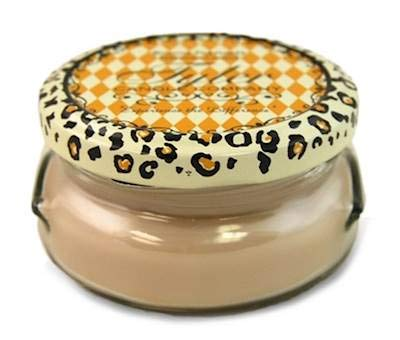 Tyler Glass Fragrance Candle 3.4 Oz,Orange Vanilla Tyler Candle 3009