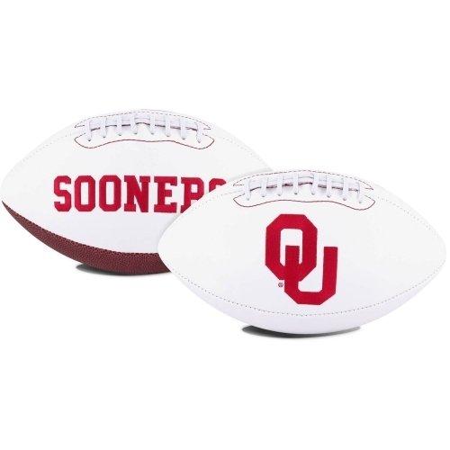 【期間限定送料無料】 Oklahoma B00ZSMM26U Sooners公式NCAA署名シリーズフルサイズFootball by Rawlings Oklahoma 451217 451217 B00ZSMM26U, 四季の郷温泉水:87a2deba --- arianechie.dominiotemporario.com